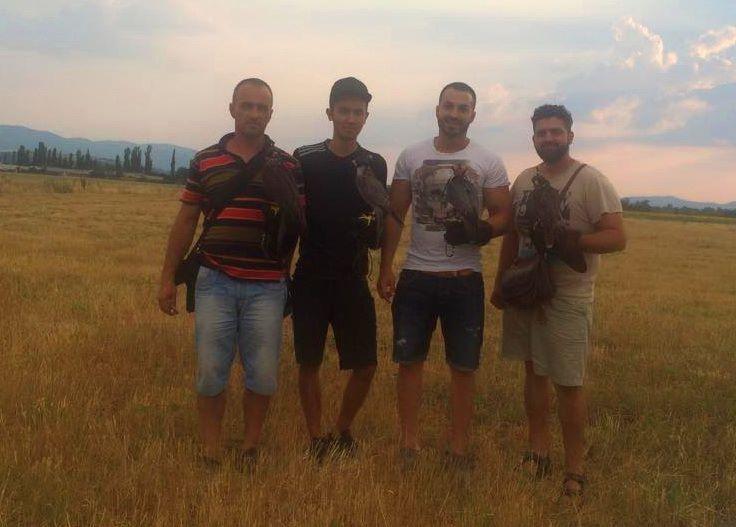 Тренировка с Ислам Карнакбаев