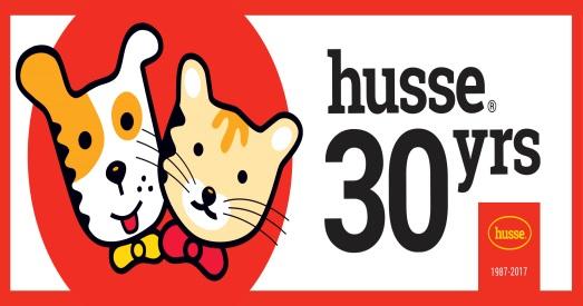 Husse - широк спектър от натурални висококачествени храни,продукти и аксесоари за кучета,котки и коне.